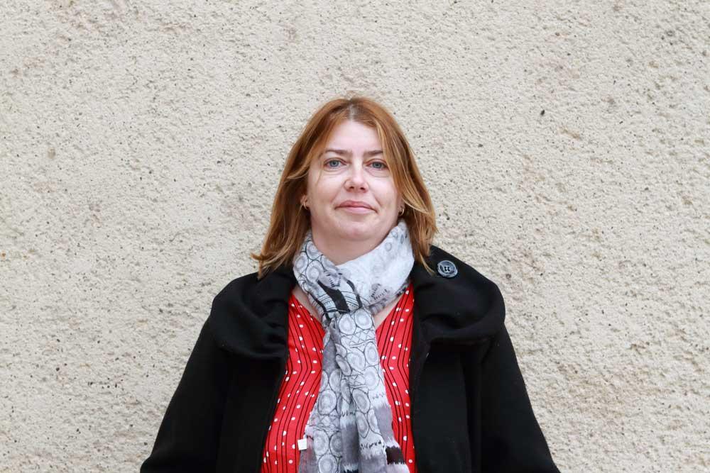 Sandrine WEHRLE